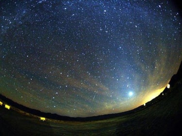 The Orionid meteor shower to cause a dazzling display in the sky