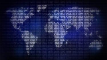 Global cyberattacks.
