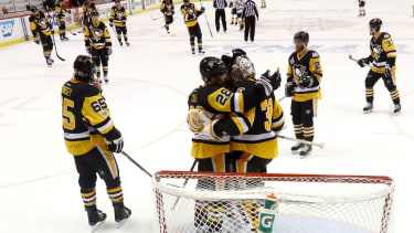 Pittsburgh Penguins win 2nd straight Stanley Cup