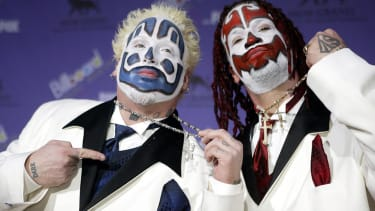 The Insane Clown Posse and Juggalos can't sue the government, judge rules