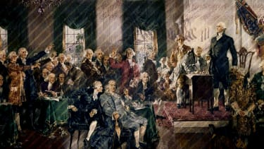 The Constitutional Convention.