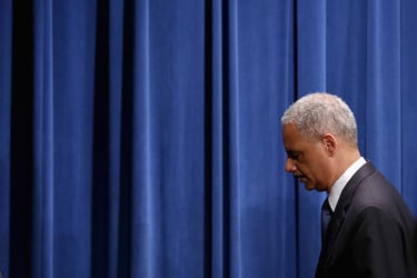 Contempt of Congress hearing against Eric Holder will proceed without him