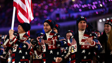 Reminder: There are still U.S. Olympians in Russia