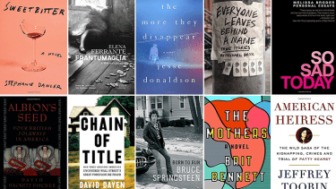 Here are some of our staff's most enjoyed reads from 2016.