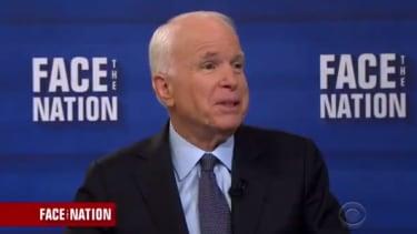 John McCain on CBS