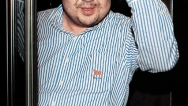 Kim Jong-nam photographed in Macau in 2010.