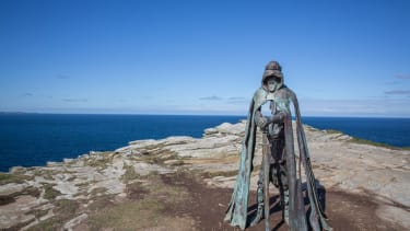 A new place thought to have been King Arthur's has been discovered at Tintagel in Cornwall.