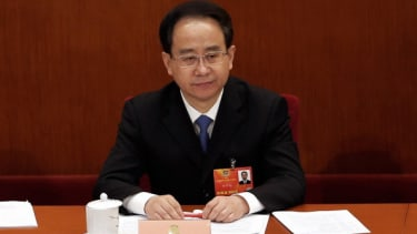 Ling Jihua.