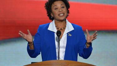 Rep. Barbara Lee.