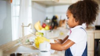 In praise of chores!