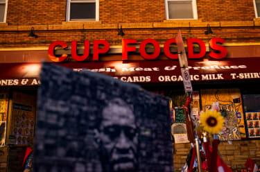 Cup Foods.