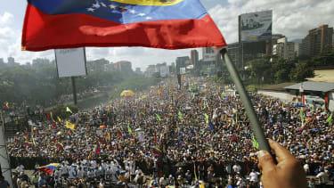 Meet the Rambo of Venezuela
