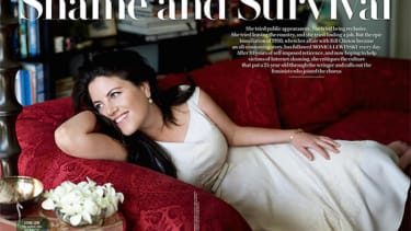 Vanity Fair landed its Monica Lewinsky essay the old fashioned way
