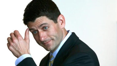 Paul Ryan's unserious budget