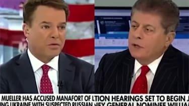 Shep Smith and Andrew Napolitano talk Trump-Russia collusion