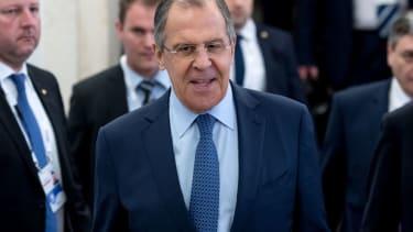 Sergei Lavrov in Munich