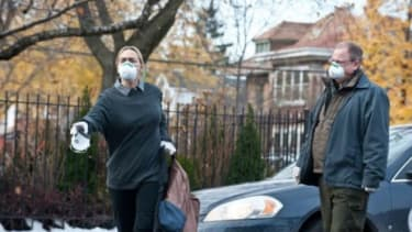 """""""Contagion,"""" starring Kate Winslet may be a fictionalized thriller, but the deadly fake virus could have a very real existence in our globalized world."""