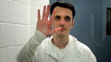 Arkansas death row inmate Damien Echols