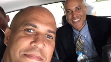 Cory Booker and Cary Booker.