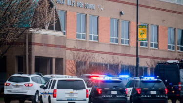 A school shooting in Maryland