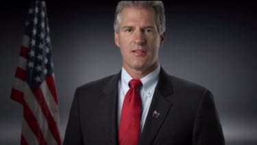 Scott Brown: Vote for me, stay safe from ISIS