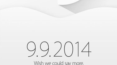 This year's iPhone mania is imminent
