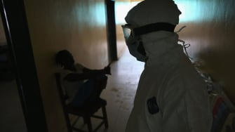 Sierra Leone's leading doctor just died of Ebola
