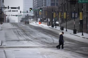 Nashville cold weather