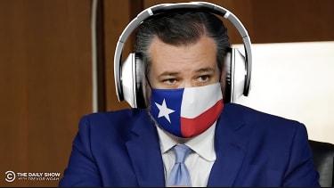Ted Cruz in ImpeachPods