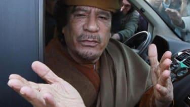 Moammat Gadhafi