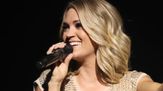 Carrie Underwood, before her fall