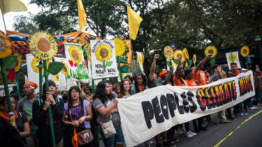 The 2017 Climate March begins this weekend.