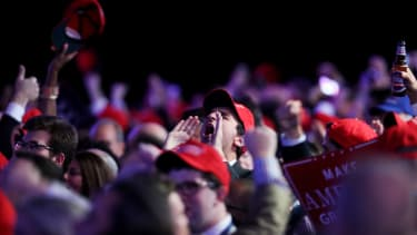 What did Donald Trump supporters actually vote for?