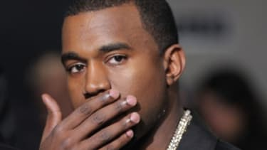 """With the release of """"My Beautiful Dark Twisted Fantasy,"""" Kanye West has successfully distracted critics from his non-musical antics."""