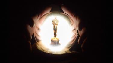 A crystal ball.