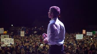 Beto O'Rourke speaks in El Paso
