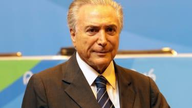 Michel Temer.