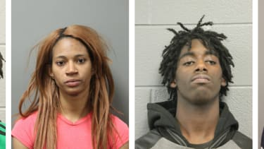 The four suspects in the Chicago Facebook torture case