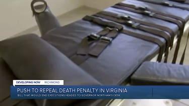 Virginia to abolish death penalty