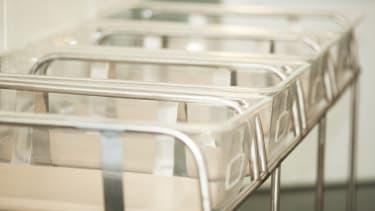 Maternity ward.