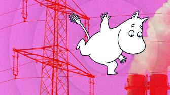 A Moomin.