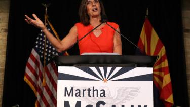 Sen. Martha McSally.