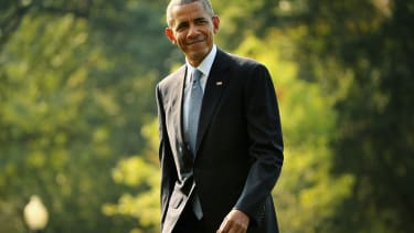 President Barack Obama once compared slaves to immigrants