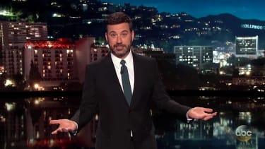 Jimmy Kimmel urges President Trump to watch Sesame Street