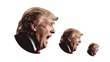 Trumping trump.