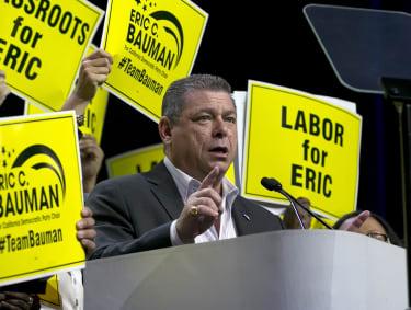 Eric Bauman.