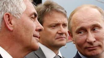 Putin makes an oil deal