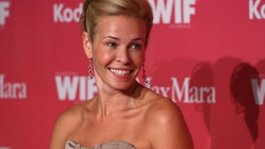 Celebrity talk show host Chelsea Handler quit her show because she hated talking to celebrities