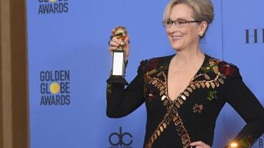 Donald Trump criticized Meryl Streep on Twitter