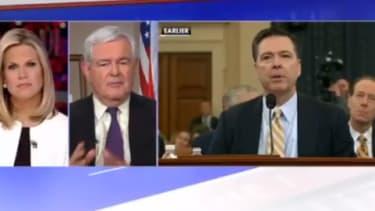 Newt Gingrich on Fox & Friends